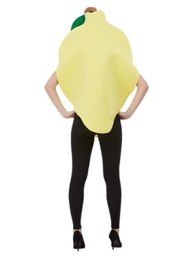 Adult Lemon Costume - Side View
