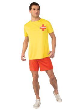 Adult Lifeguard Costume