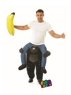 Adult Lift Me Up Gorilla Costume