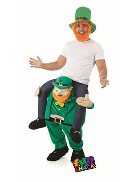 Adult Lift Me Up Leprechaun Costume