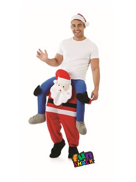 Adult Lift Me Up Santa Costume