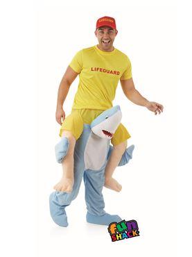 Adult Lift Me Up Shark Costume