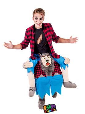 Adult Lift Me Up Werewolf Costume