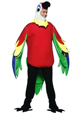 Adult Light Weight Parrot Costume