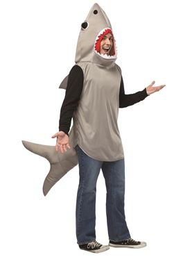 Adult Lightweight Shark Costume