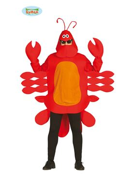 Adult Lobster Costume Couples Costume
