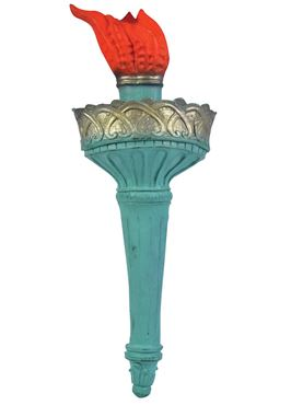 Adult Statue of Liberty Torch