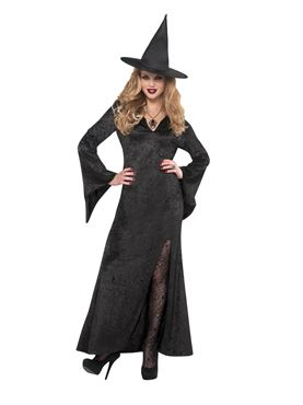 Adult Long Witch Dress