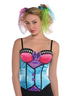 Adult Mad Hatter Corset