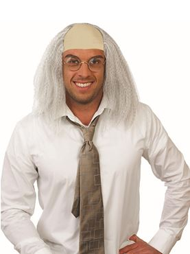 Adult Mad Professor Wig