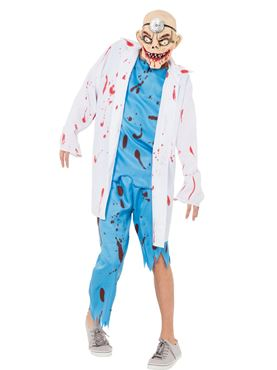 Adult Mad Surgeon Costume