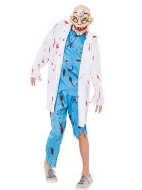 Adult Mad Surgeon Costume