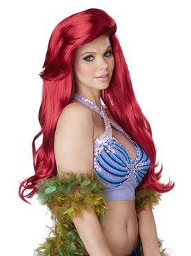 Adult Magical Mermaid Wig