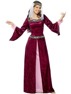 Adult Maid Marion Costume Couples Costume