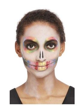 Adult Make-Up FX Bright DOTD Kit - Side View