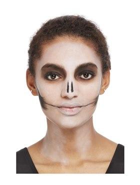 Adult Make-Up FX Bright DOTD Kit - Back View
