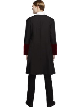 Adult Male Fever Gothic Vamp Costume - Side View