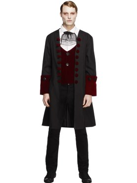 Adult Male Fever Gothic Vamp Costume