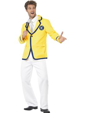 Adult Male Holiday Rep Costume