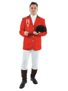 Adult Fox Hunter Costume