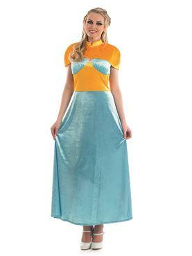 Adult Medieval Princess Costume