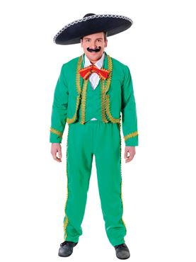 Adult Mexican Man Costume