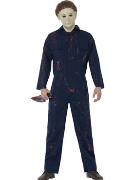 Adult Michael Myers Halloween Costume