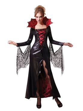 Adult Midnight Vampiress Costume