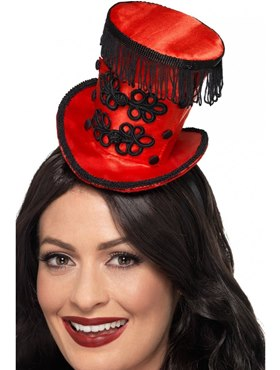 Adult Mini Ring Master Hat