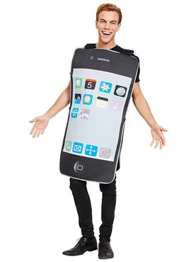 Adult Mobile Phone Costume