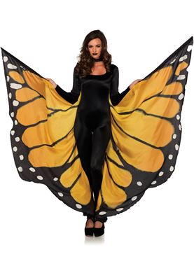 Adult Monarch Butterfly Cape
