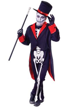 Adult Mr Bone Jangles Costume Couples Costume