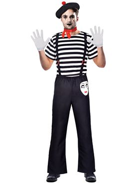 Adult Mr Mime Costume