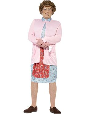 Adult Mrs Brown Costume