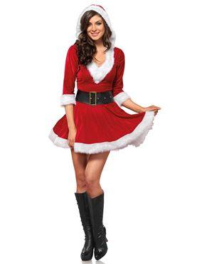 Adult Mrs Claus Costume