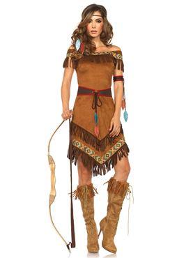 Adult Native Princess Costume