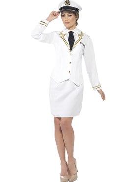 Adult Naval Officer Costume