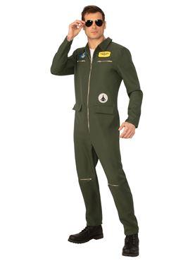 Adult Navy Hotshot Costume