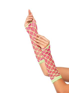 Adult Neon Arm Warmers