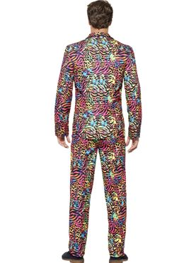 Adult Neon Stand Out Suit - Side View