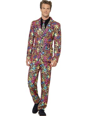Adult Neon Stand Out Suit