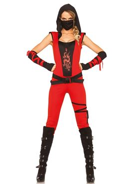 Adult Ninja Assassin Costume Thumbnail