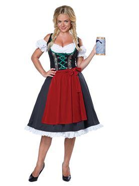 Adult Oktoberfest Fraulein Costume