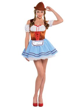 Adult Oktoberfest Girl Costume Thumbnail