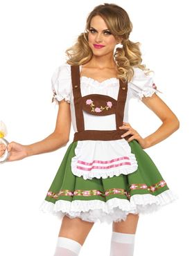 Adult Oktoberfest Sweetie Costume