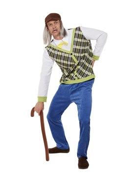 Adult Old Man Costume