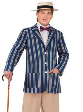 Adult Old Time Boater Jacket