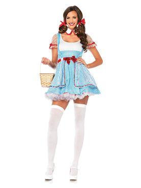 Adult Oz Beauty Costume