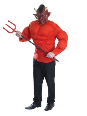Adult Padded Devil Top