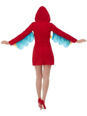Adult Parrot Costume - Side View